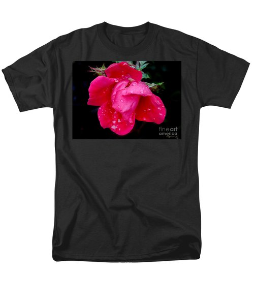 After The Rain Men's T-Shirt  (Regular Fit) by Mariarosa Rockefeller