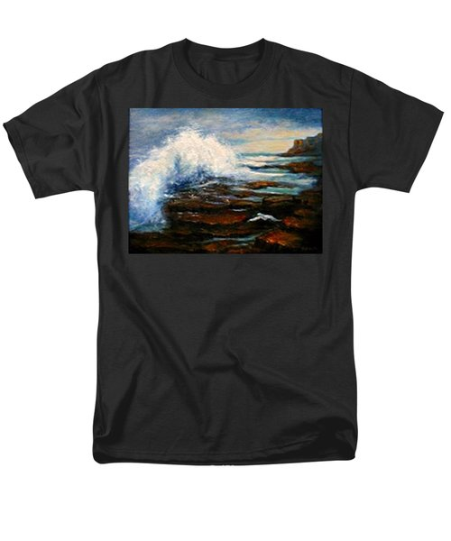 Men's T-Shirt  (Regular Fit) featuring the painting After The Storm by Gail Kirtz