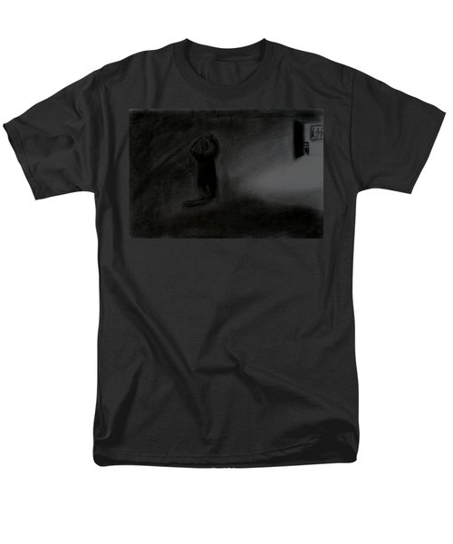 Agony Of The Outside World 1 Men's T-Shirt  (Regular Fit)