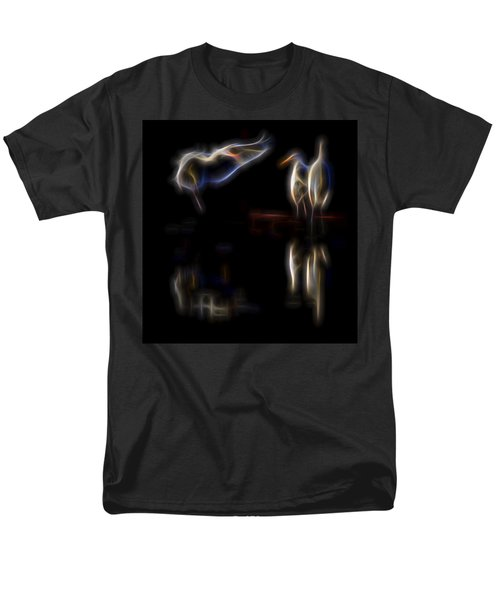Air Elementals 1 Men's T-Shirt  (Regular Fit) by William Horden