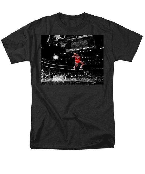 Air Jordan Men's T-Shirt  (Regular Fit) by Brian Reaves