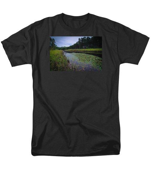 Alabama Country Men's T-Shirt  (Regular Fit) by Julie Andel