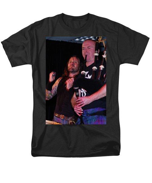 Men's T-Shirt  (Regular Fit) featuring the photograph Albannach by Greg Graham