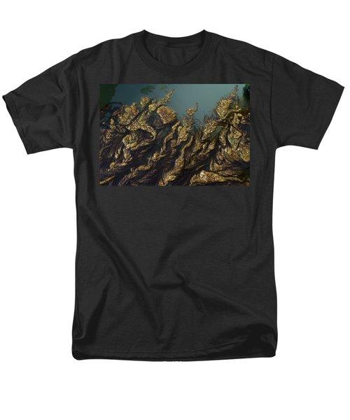 Algae Men's T-Shirt  (Regular Fit) by Ron Harpham