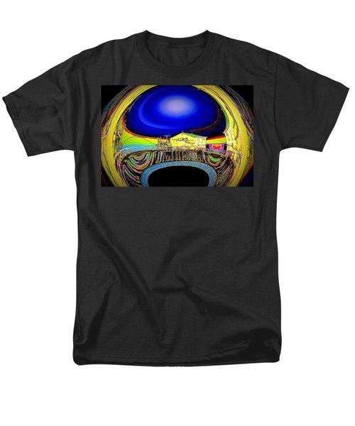 All Aboard  Men's T-Shirt  (Regular Fit) by Nick David