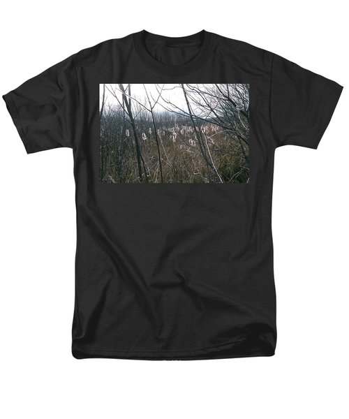 Men's T-Shirt  (Regular Fit) featuring the photograph All Aglow by David Porteus