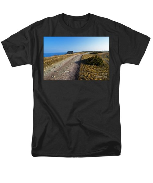 Along The Coast Of Baltic Sea Men's T-Shirt  (Regular Fit) by Kennerth and Birgitta Kullman