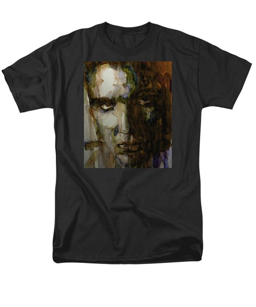 Always On My Mind Men's T-Shirt  (Regular Fit) by Paul Lovering