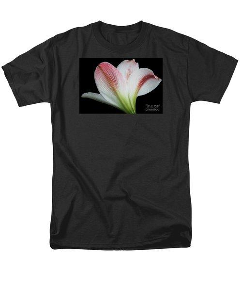 Amaryllis Men's T-Shirt  (Regular Fit) by Judy Whitton