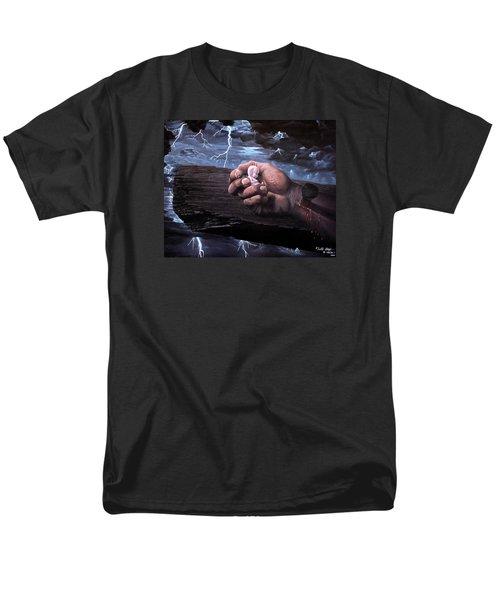 Amazing Grace Men's T-Shirt  (Regular Fit) by Bill Stephens