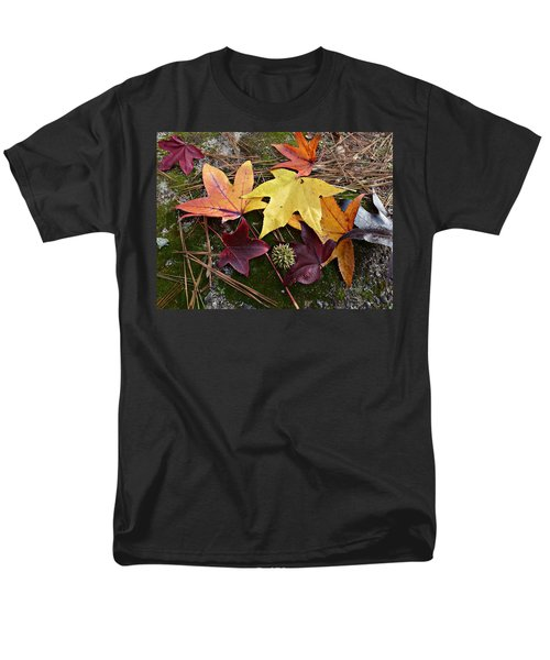 Autumn Men's T-Shirt  (Regular Fit) by William Tanneberger
