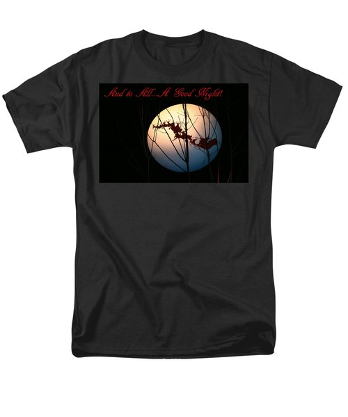 And To All A Good Night Men's T-Shirt  (Regular Fit) by Kristin Elmquist