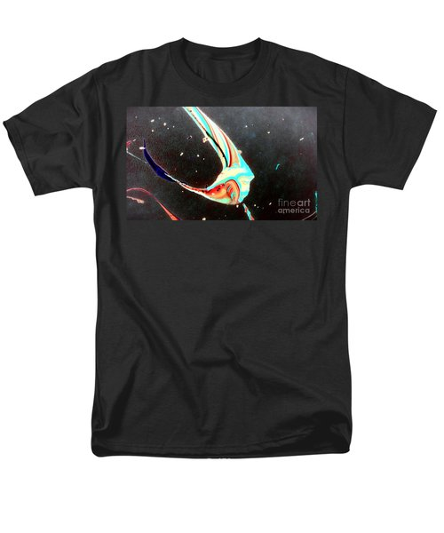 Men's T-Shirt  (Regular Fit) featuring the painting Angel by Jacqueline McReynolds
