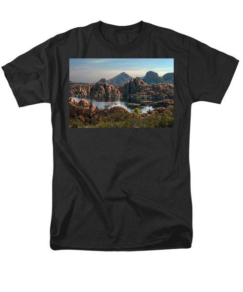Another World Men's T-Shirt  (Regular Fit) by Tam Ryan