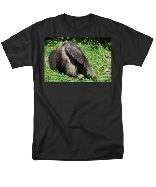 Anteater Men's T-Shirt  (Regular Fit) by DejaVu Designs