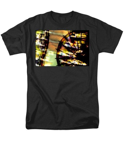 Color Wheel Men's T-Shirt  (Regular Fit) by Don Gradner