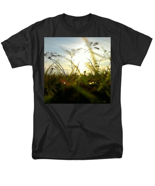 Ant's Eye View Men's T-Shirt  (Regular Fit) by Thomasina Durkay