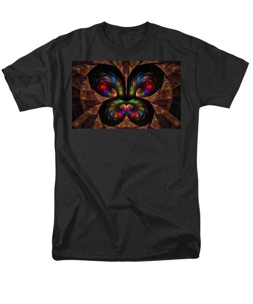 Apo Butterfly Men's T-Shirt  (Regular Fit) by GJ Blackman