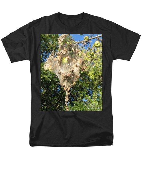 Apple Trap Men's T-Shirt  (Regular Fit) by Carol Lynn Coronios