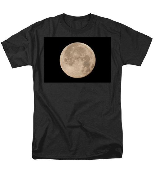 April Moon Men's T-Shirt  (Regular Fit) by John Black