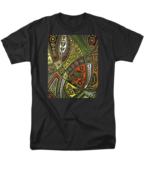 Arabian Nights Men's T-Shirt  (Regular Fit) by Jolanta Anna Karolska