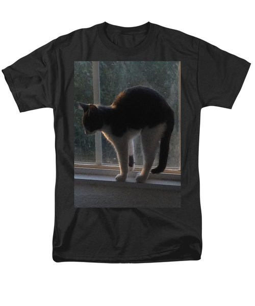 Men's T-Shirt  (Regular Fit) featuring the photograph Arch by Erika Chamberlin