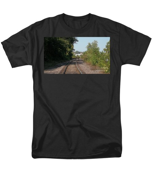 Men's T-Shirt  (Regular Fit) featuring the photograph Arch In The Distance by Kelly Awad