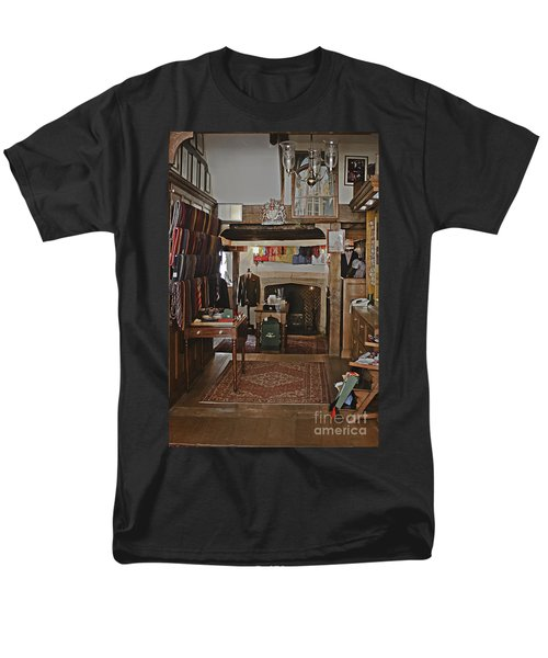 Men's T-Shirt  (Regular Fit) featuring the photograph Are You Being Served ? by Terri Waters