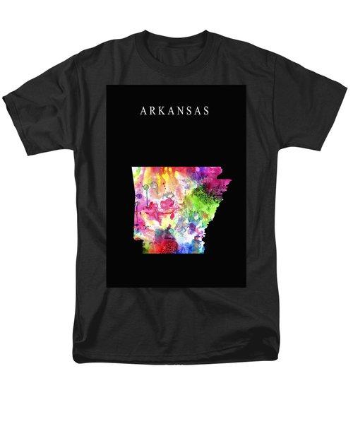 Arkansas State Men's T-Shirt  (Regular Fit) by Daniel Hagerman