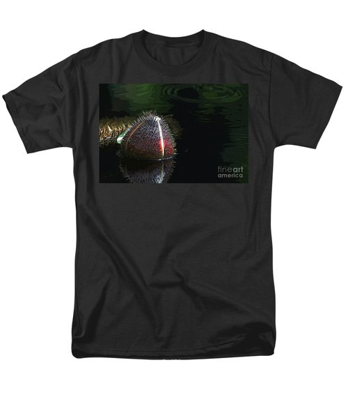 Nature's Armour Men's T-Shirt  (Regular Fit) by Yvonne Wright