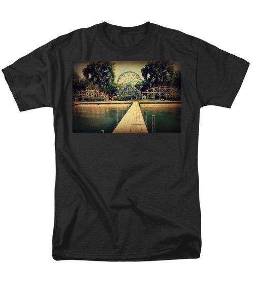Arnolds Park Men's T-Shirt  (Regular Fit)