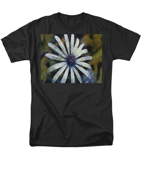 Men's T-Shirt  (Regular Fit) featuring the painting As It Happened by Joe Misrasi