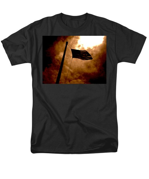 Ascend From Darkness Men's T-Shirt  (Regular Fit) by Paulo Guimaraes
