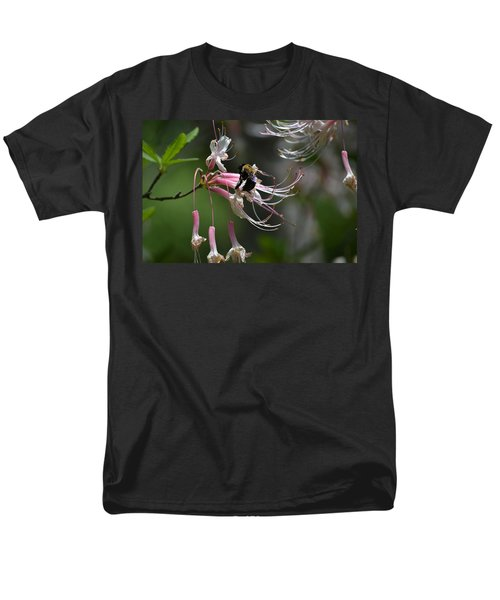 Men's T-Shirt  (Regular Fit) featuring the photograph At Work by Tara Potts
