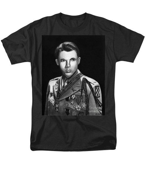 Audie Murphy Men's T-Shirt  (Regular Fit) by Peter Piatt
