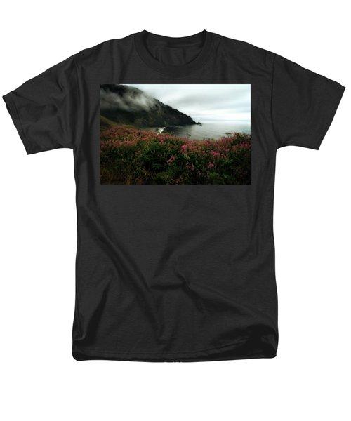 August In Oregon Men's T-Shirt  (Regular Fit) by Michelle Calkins