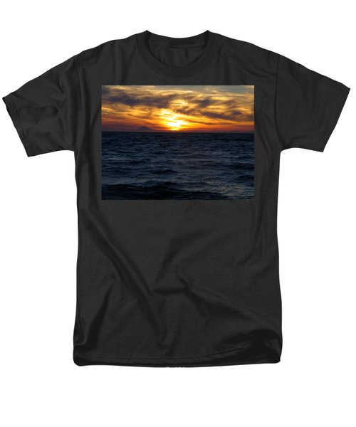 Men's T-Shirt  (Regular Fit) featuring the photograph Augustine Sleeps by Jeremy Rhoades