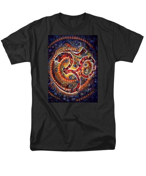 AUM Men's T-Shirt  (Regular Fit)