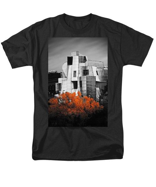 autumn at the Weisman Men's T-Shirt  (Regular Fit) by Matthew Blum