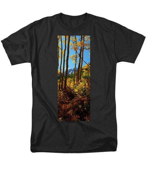 Autumn Brilliance 2 Men's T-Shirt  (Regular Fit) by Jeremy Rhoades