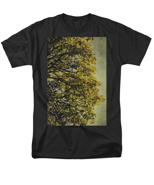 Men's T-Shirt  (Regular Fit) featuring the photograph Autumn Glory by Ari Salmela
