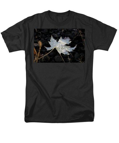 Autumn Rain Men's T-Shirt  (Regular Fit) by Katie Wing Vigil