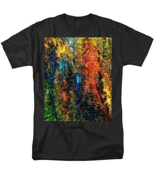 Autumn Visions Remembered Men's T-Shirt  (Regular Fit) by David Lane