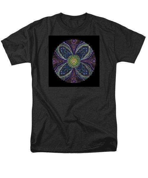 Men's T-Shirt  (Regular Fit) featuring the painting Awakening by Keiko Katsuta