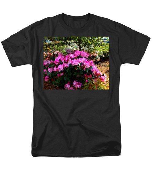 Azalea Men's T-Shirt  (Regular Fit) by Terence Morrissey