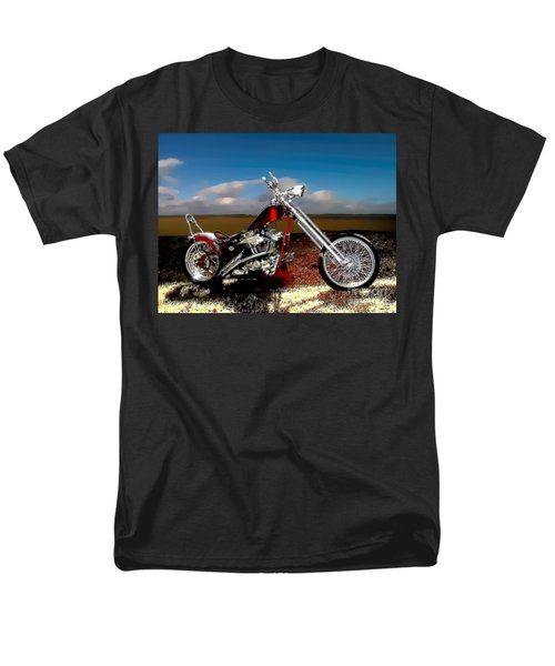 Aztec Rest Stop Men's T-Shirt  (Regular Fit)