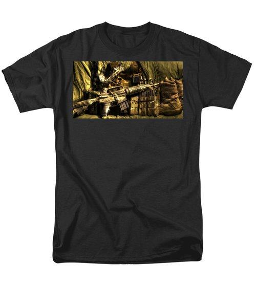 Back Home Men's T-Shirt  (Regular Fit) by David Morefield