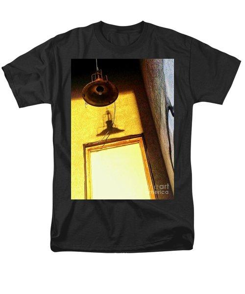 Men's T-Shirt  (Regular Fit) featuring the photograph Back Of House by James Aiken