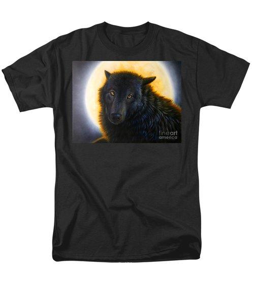 Bad Girls Have Halos Too Men's T-Shirt  (Regular Fit) by Sandi Baker