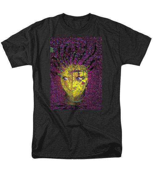Bad Hair Day Men's T-Shirt  (Regular Fit)